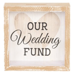 Clayre & Eef spaarpot Our Wedding Fund